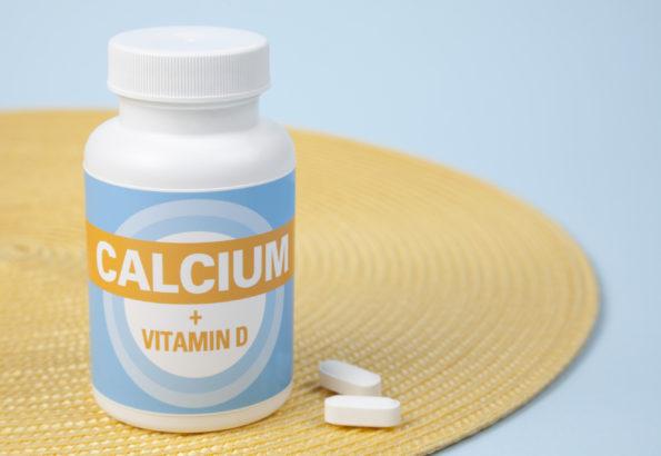 Calcium and Vitamin D Requirements