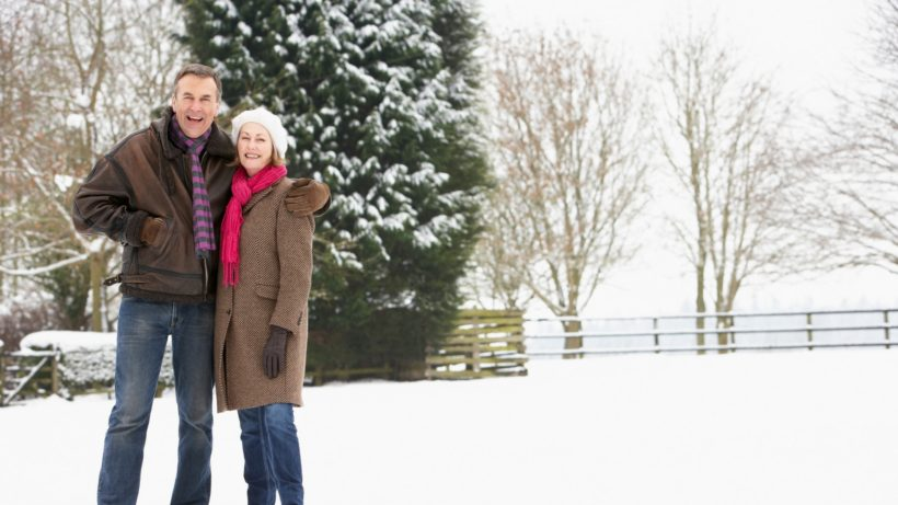 Tips to Prevent Falls During Winter Months