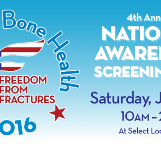 5th Annual Freedom From Fractures