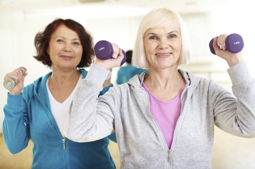 Is Weight-Training Good For Bones?