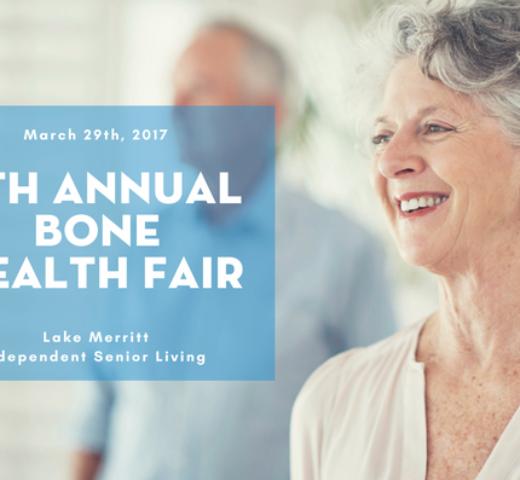 5th Annual Bone Health Fair