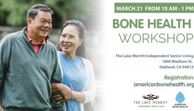 6th Annual Bone Health Fair