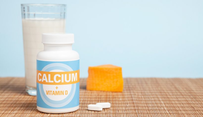 2018 Guidelines on Calcium and Vitamin D Supplements