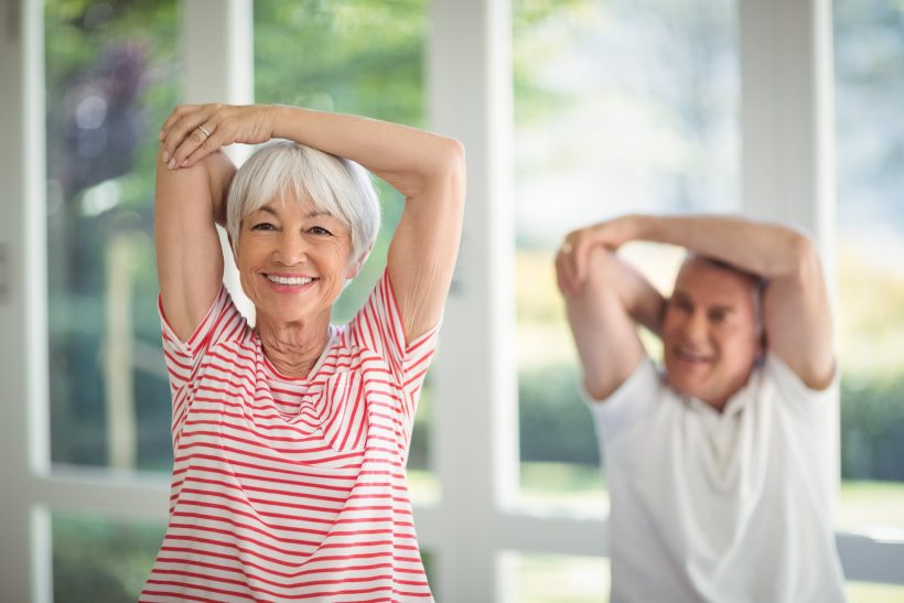 Safe Exercise for Strong Bones