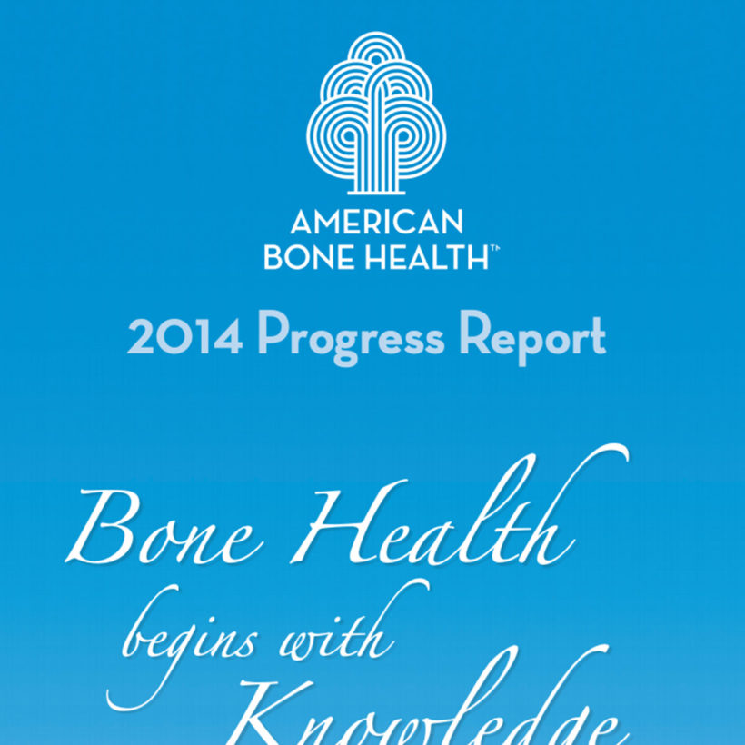 2014 progress report