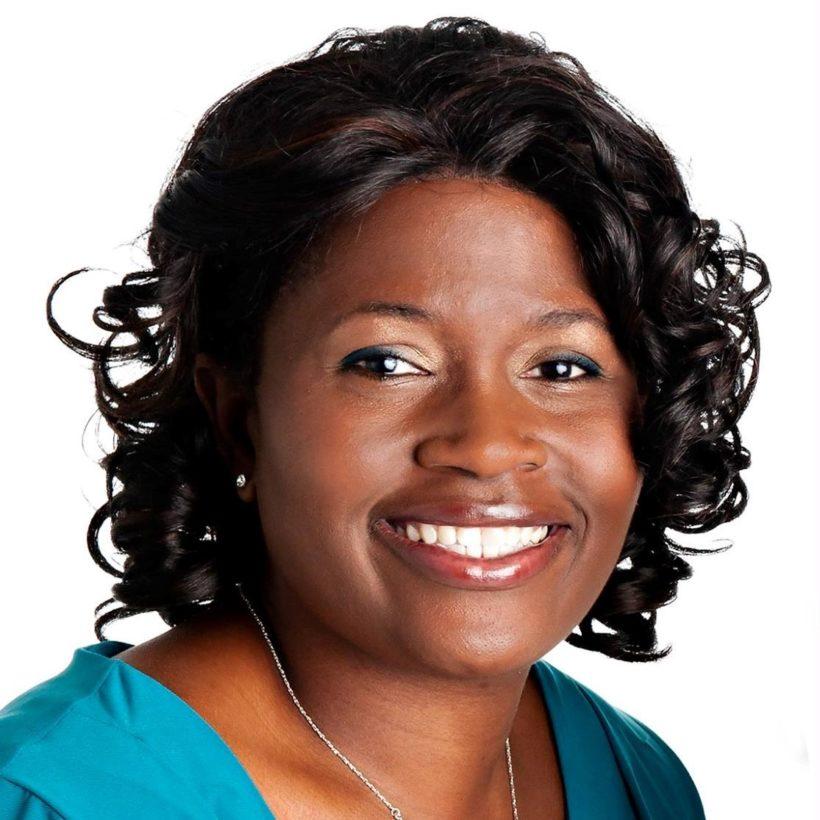 Katisha Paige Headshot; portrait;