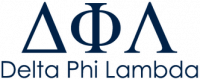 Delta Phi Lambda logo